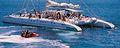 Bateau Catamaran Voile Blue Puerto Mogan